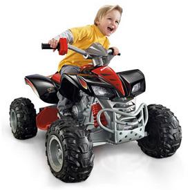 Бизнес-идея №3: «Прокат детских автомобилей»