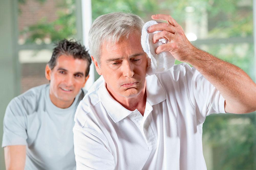Тепловой удар - симптомы и первая помощь