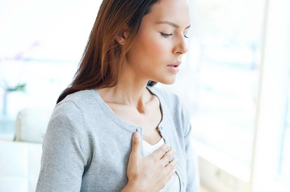 Трахеит - симптомы, причины и лечение