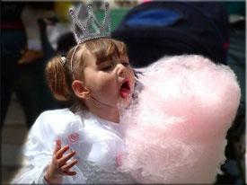 Бизнес-идея №7: «Изготовление и продажа сладкой ваты»