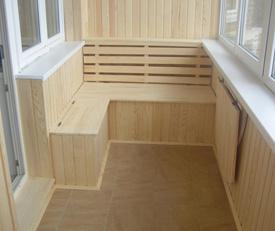 Бизнес-идея №15: «Утепление и обшивка балконов и других помещений»