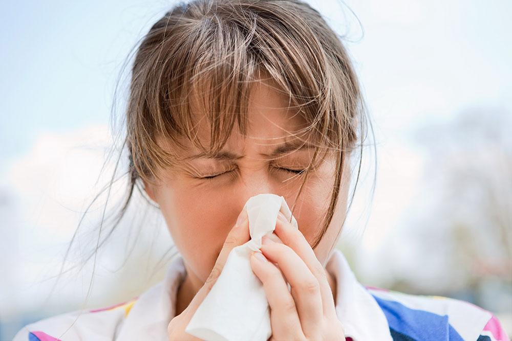 Ринит (насморк) - симптомы и лечение