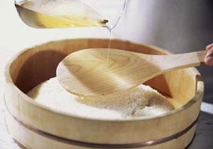 Заправка для риса (суши) с яблочным уксусом